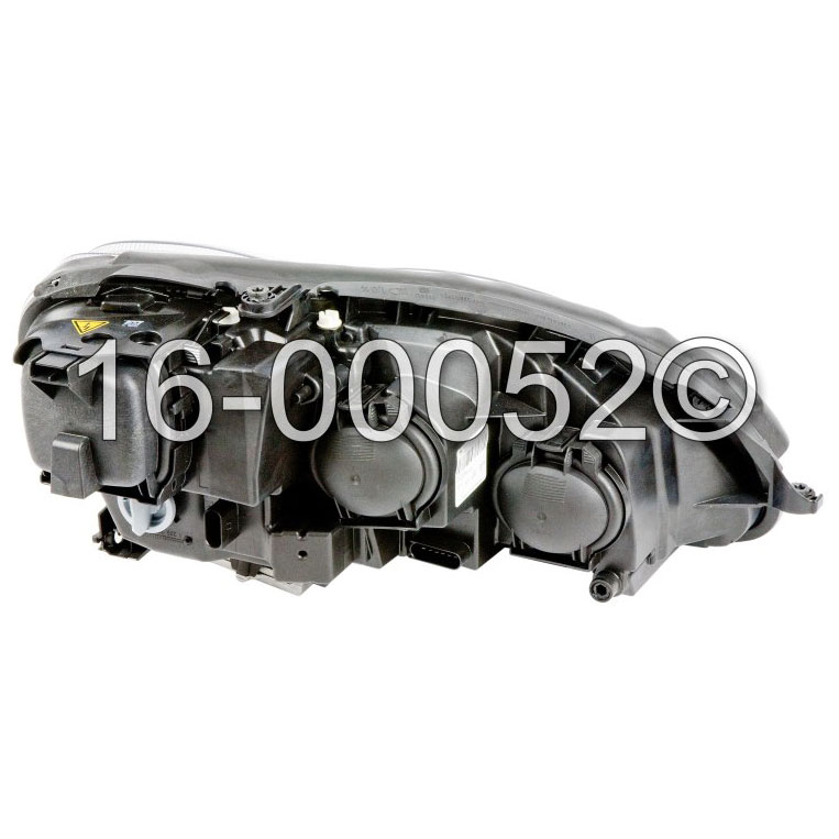Mercedes_Benz S350                           Headlight Assembly