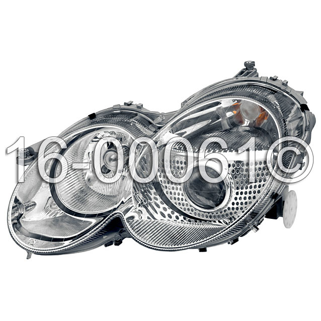 Mercedes_Benz SL500                          Headlight AssemblyHeadlight Assembly
