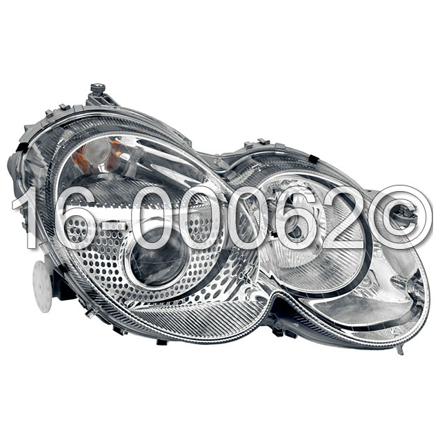 Mercedes_Benz SL55 AMG                       Headlight AssemblyHeadlight Assembly