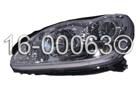Mercedes_Benz S430                           Headlight AssemblyHeadlight Assembly