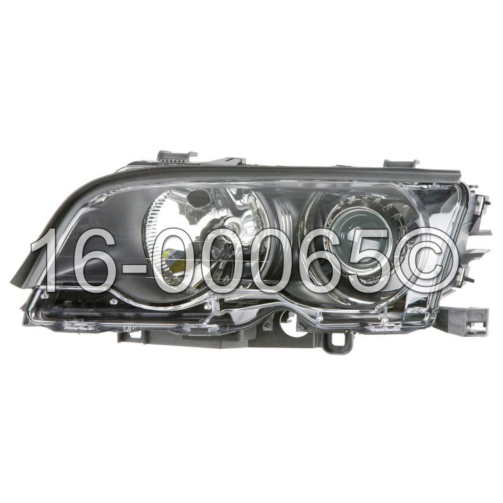 BMW 330Ci                          Headlight Assembly