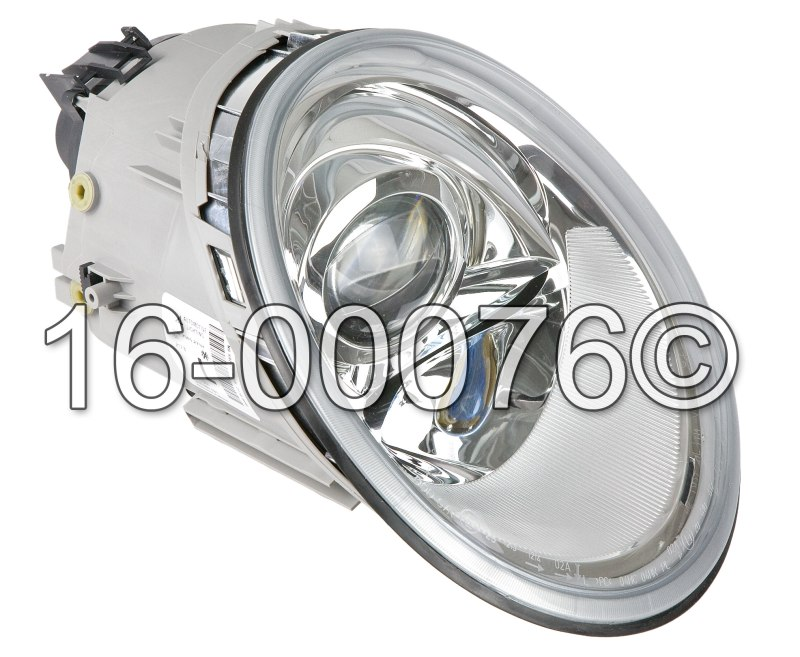 VW Beetle                         Headlight AssemblyHeadlight Assembly