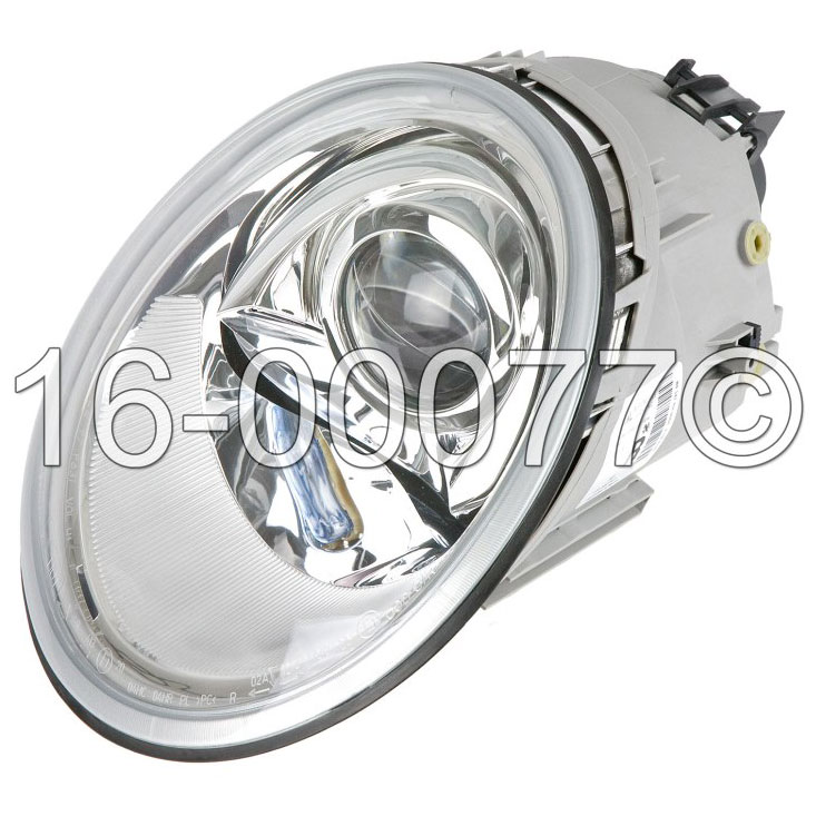 Volkswagen Beetle                         Headlight AssemblyHeadlight Assembly