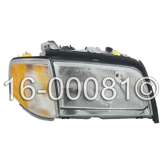 Mercedes_Benz C36 AMG                        Headlight AssemblyHeadlight Assembly
