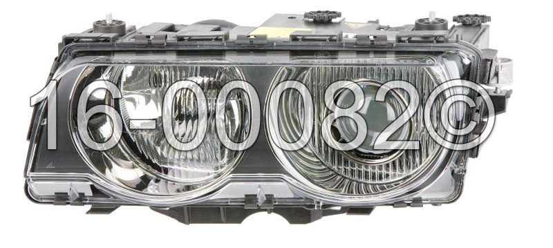 BMW 750iL                          Headlight Assembly