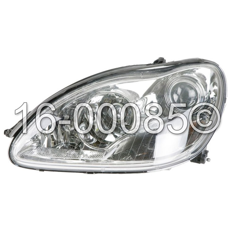 Mercedes_Benz S350                           Headlight AssemblyHeadlight Assembly