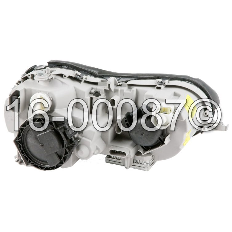Mercedes_Benz CL500                          Headlight Assembly