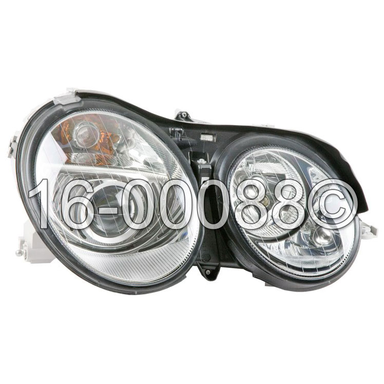 Mercedes_Benz CL55 AMG                       Headlight AssemblyHeadlight Assembly