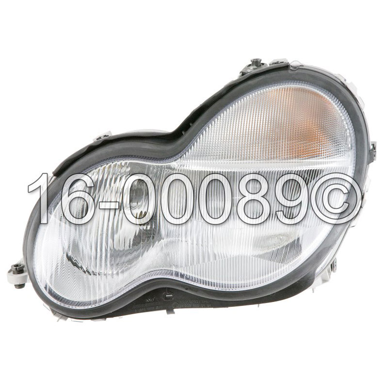 Mercedes_Benz C320                           Headlight AssemblyHeadlight Assembly