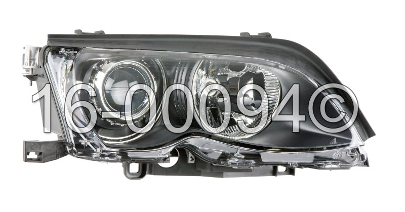 BMW 325i                           Headlight Assembly