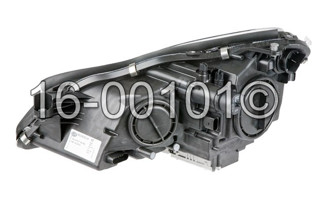 Mercedes_Benz CLS500                         Headlight Assembly