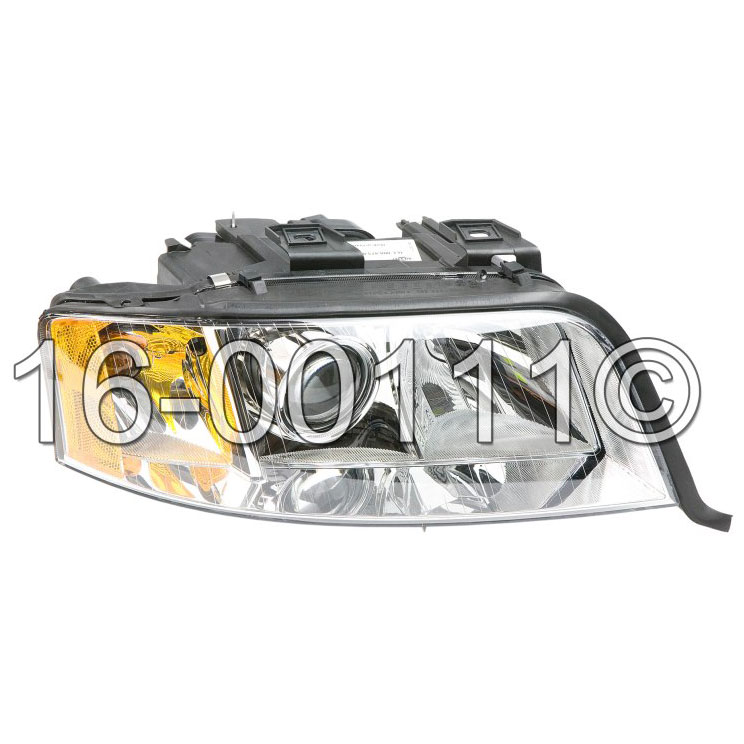 Audi A6                             Headlight AssemblyHeadlight Assembly