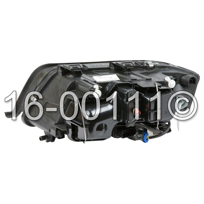 Audi A6                             Headlight Assembly
