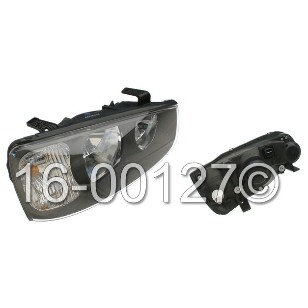 Hyundai Elantra                        Headlight AssemblyHeadlight Assembly