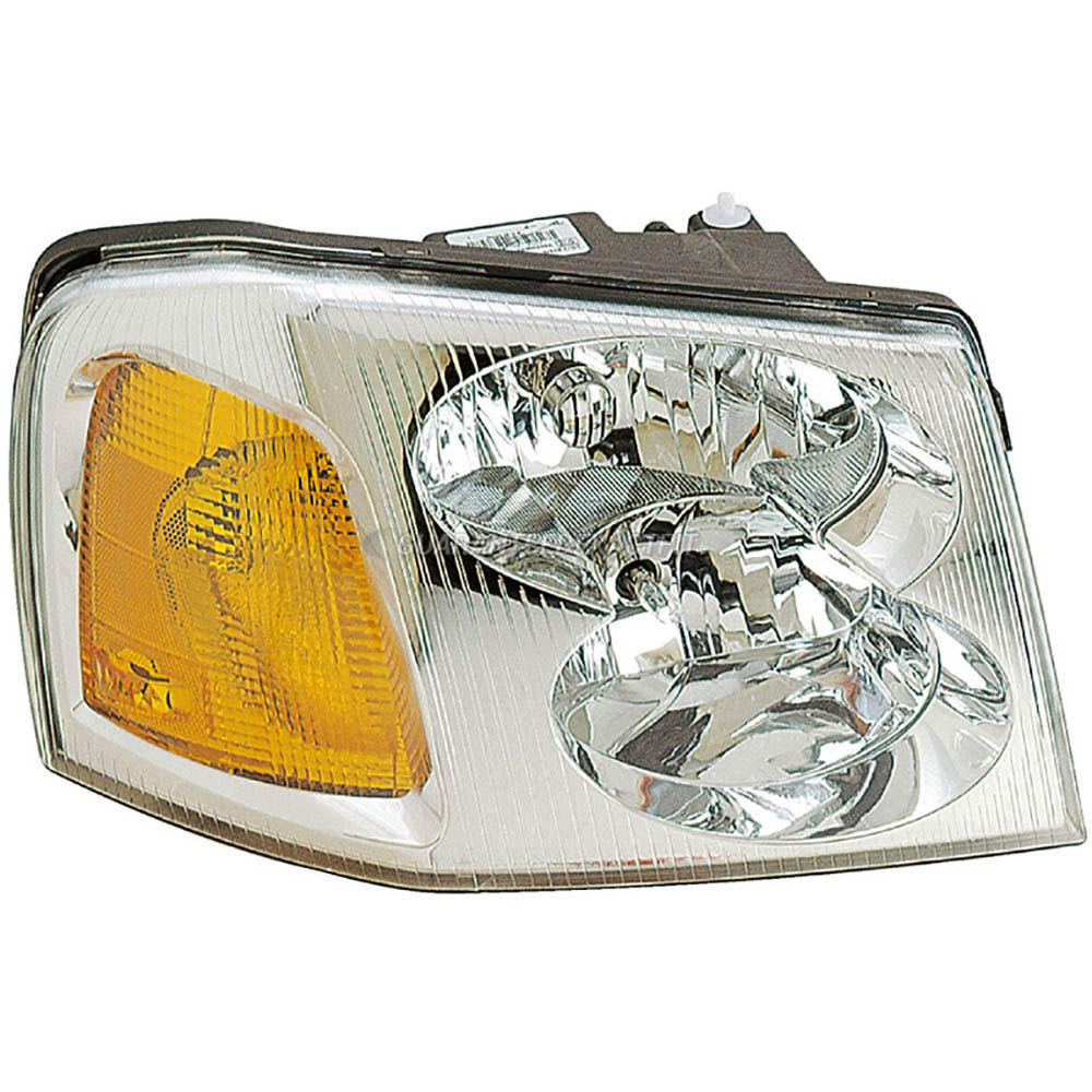 GMC Envoy                          Headlight Assembly