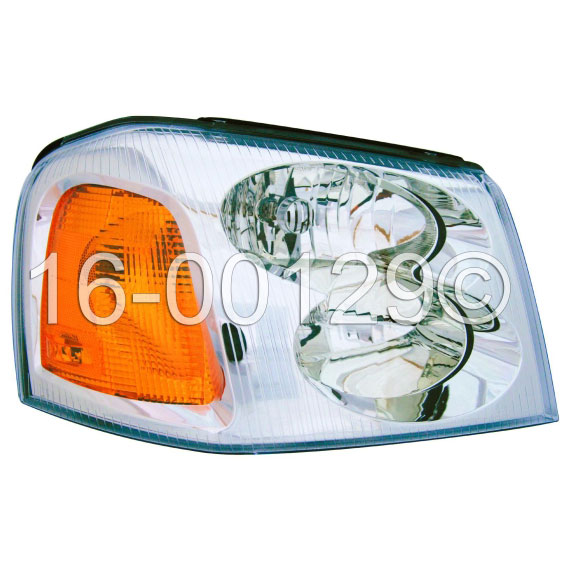 GMC Envoy                          Headlight AssemblyHeadlight Assembly