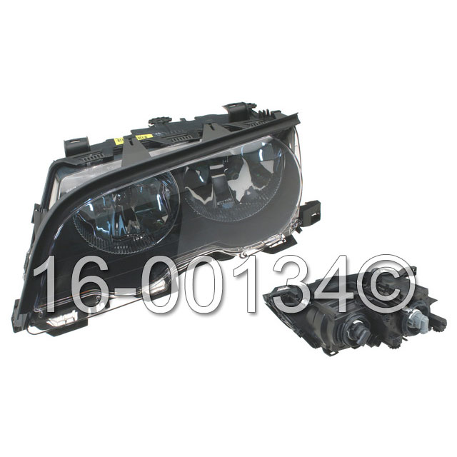 BMW 328Ci                          Headlight AssemblyHeadlight Assembly