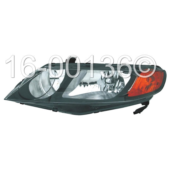 Honda Civic                          Headlight AssemblyHeadlight Assembly