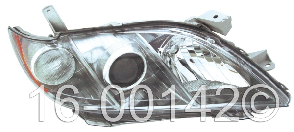 Toyota Camry                          Headlight AssemblyHeadlight Assembly