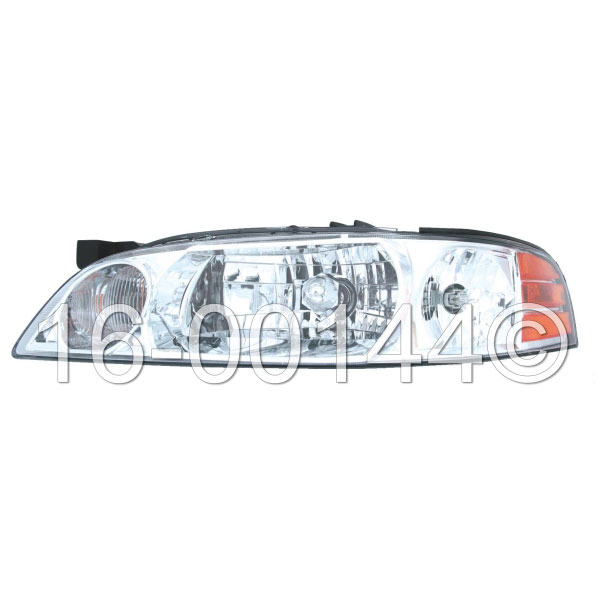 2000 Nissan Altima Headlight Assembly