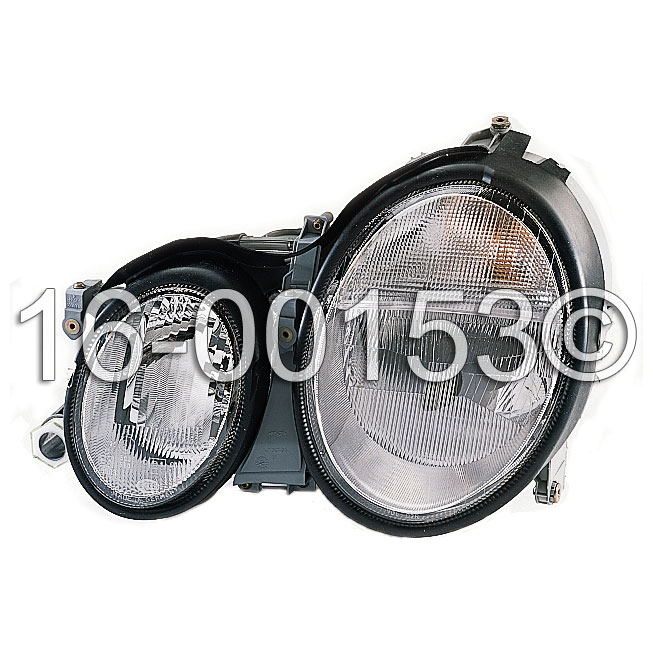 Mercedes_Benz CLK430                         Headlight AssemblyHeadlight Assembly