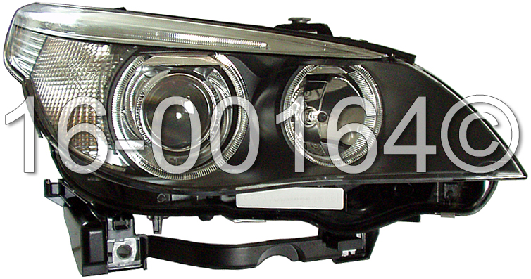BMW M5                             Headlight AssemblyHeadlight Assembly