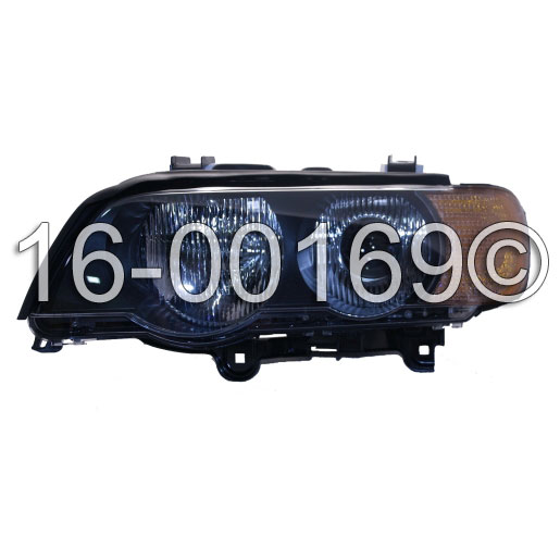 BMW X5                             Headlight AssemblyHeadlight Assembly