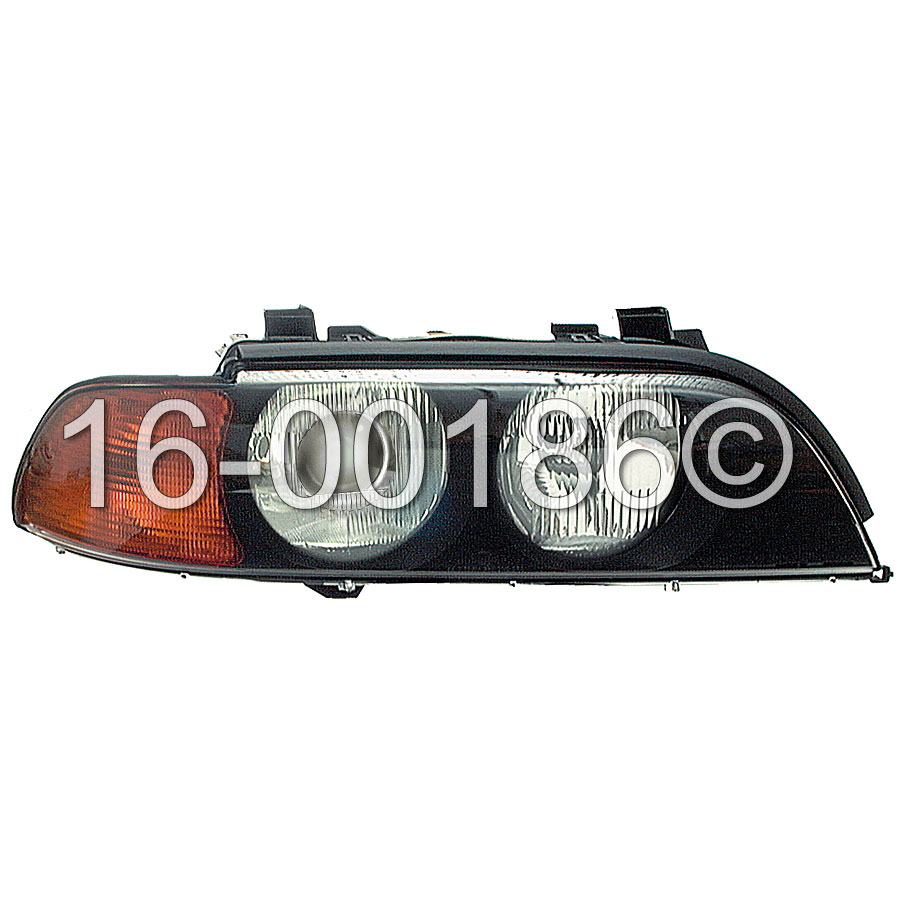BMW 528                            Headlight AssemblyHeadlight Assembly