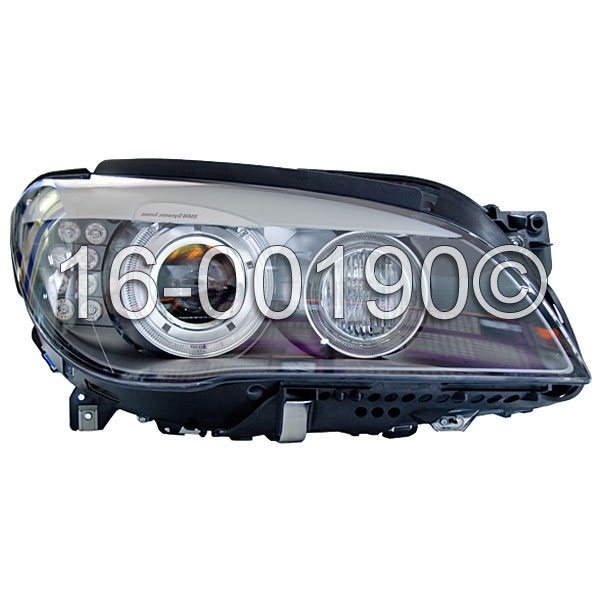 BMW 750iL                          Headlight AssemblyHeadlight Assembly