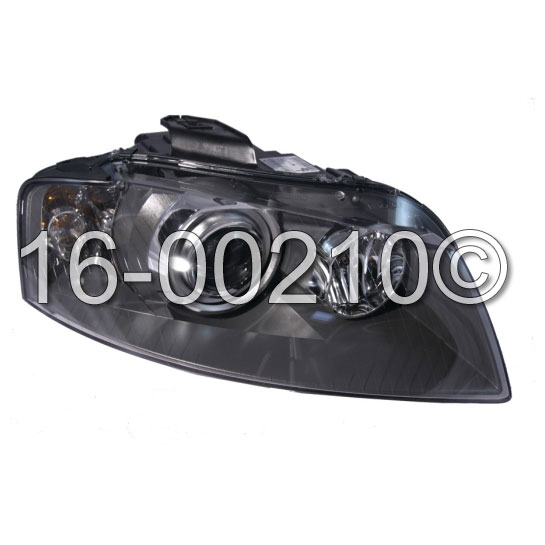 Audi A3                             Headlight AssemblyHeadlight Assembly