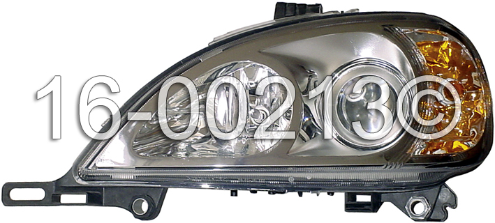 Mercedes_Benz ML320                          Headlight AssemblyHeadlight Assembly