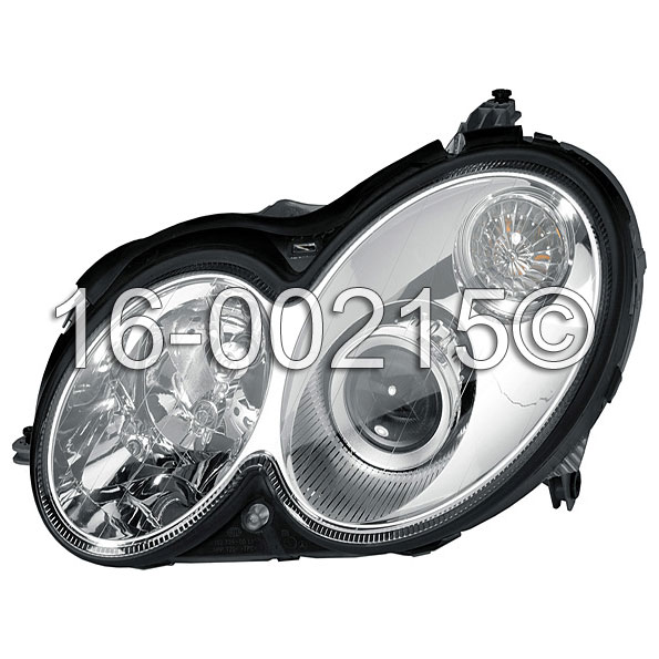 Mercedes_Benz CLK350                         Headlight AssemblyHeadlight Assembly