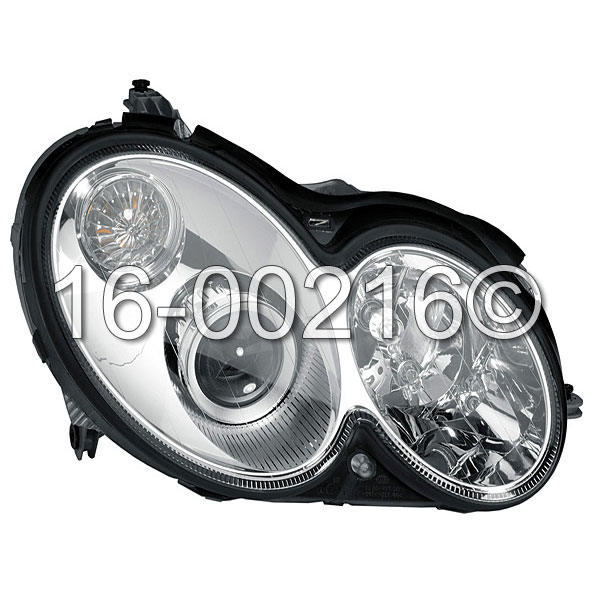 Mercedes_Benz CLK550                         Headlight AssemblyHeadlight Assembly