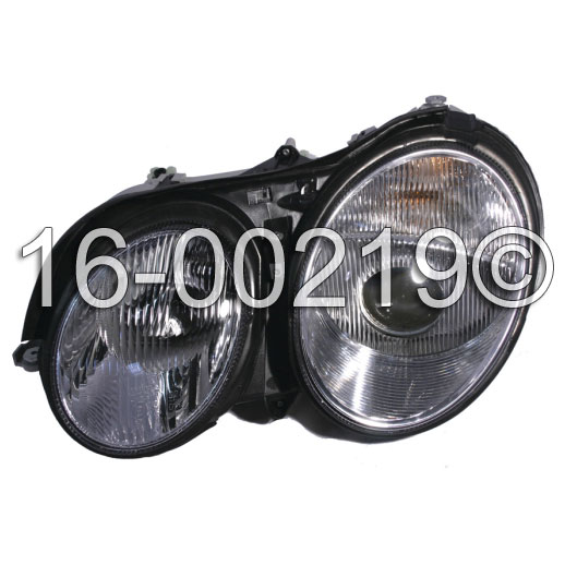 Mercedes_Benz CL600                          Headlight AssemblyHeadlight Assembly
