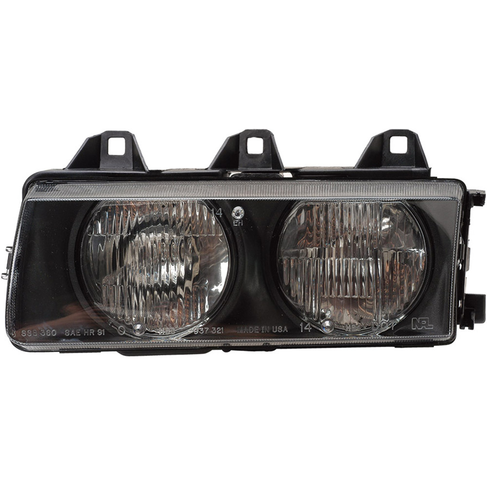 BMW 323i                           Headlight AssemblyHeadlight Assembly