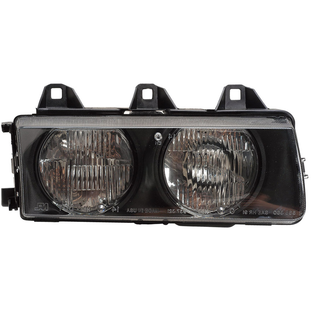 BMW 318ti                          Headlight AssemblyHeadlight Assembly