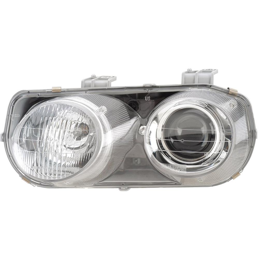 Acura Integra                        Headlight Assembly