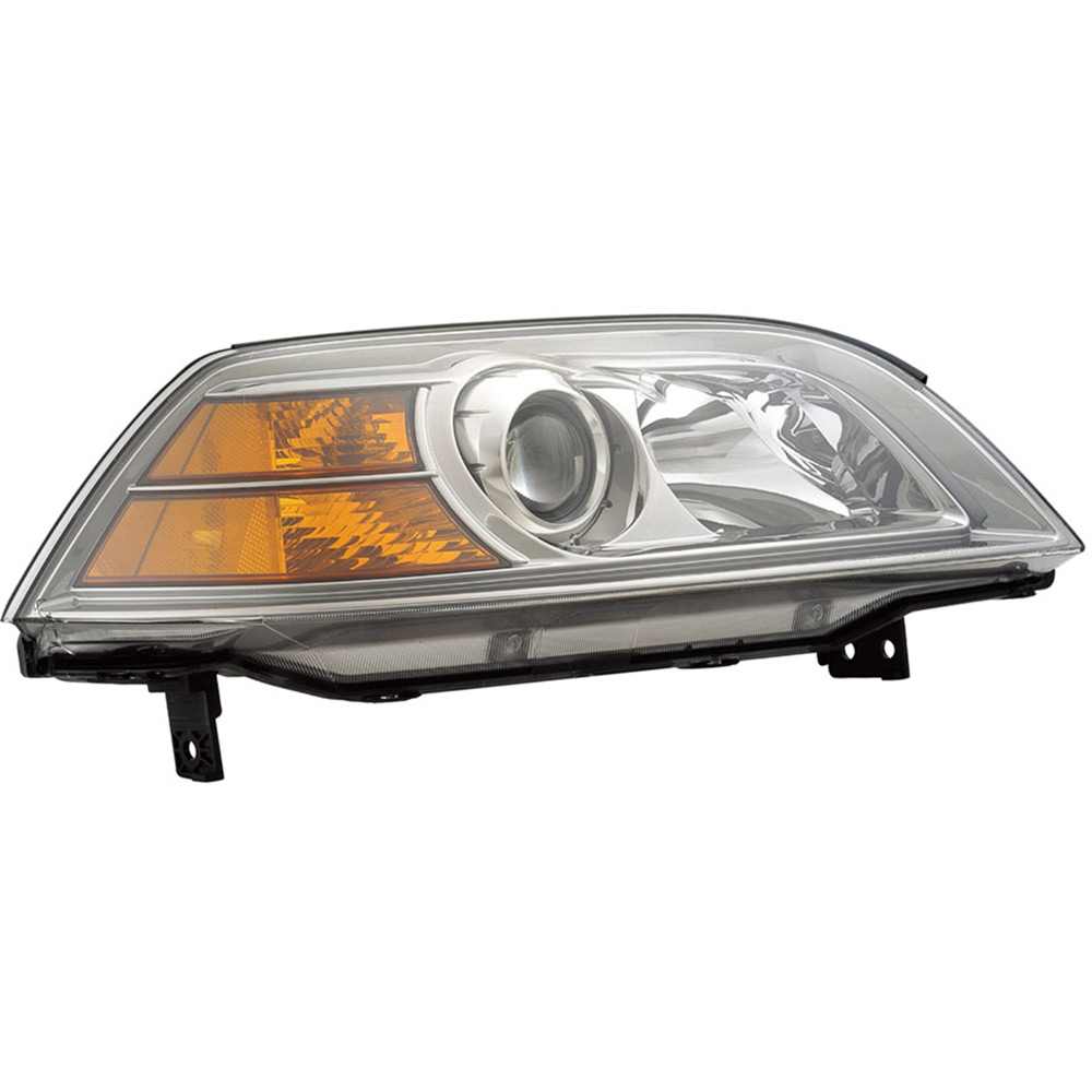 Acura MDX                            Headlight AssemblyHeadlight Assembly