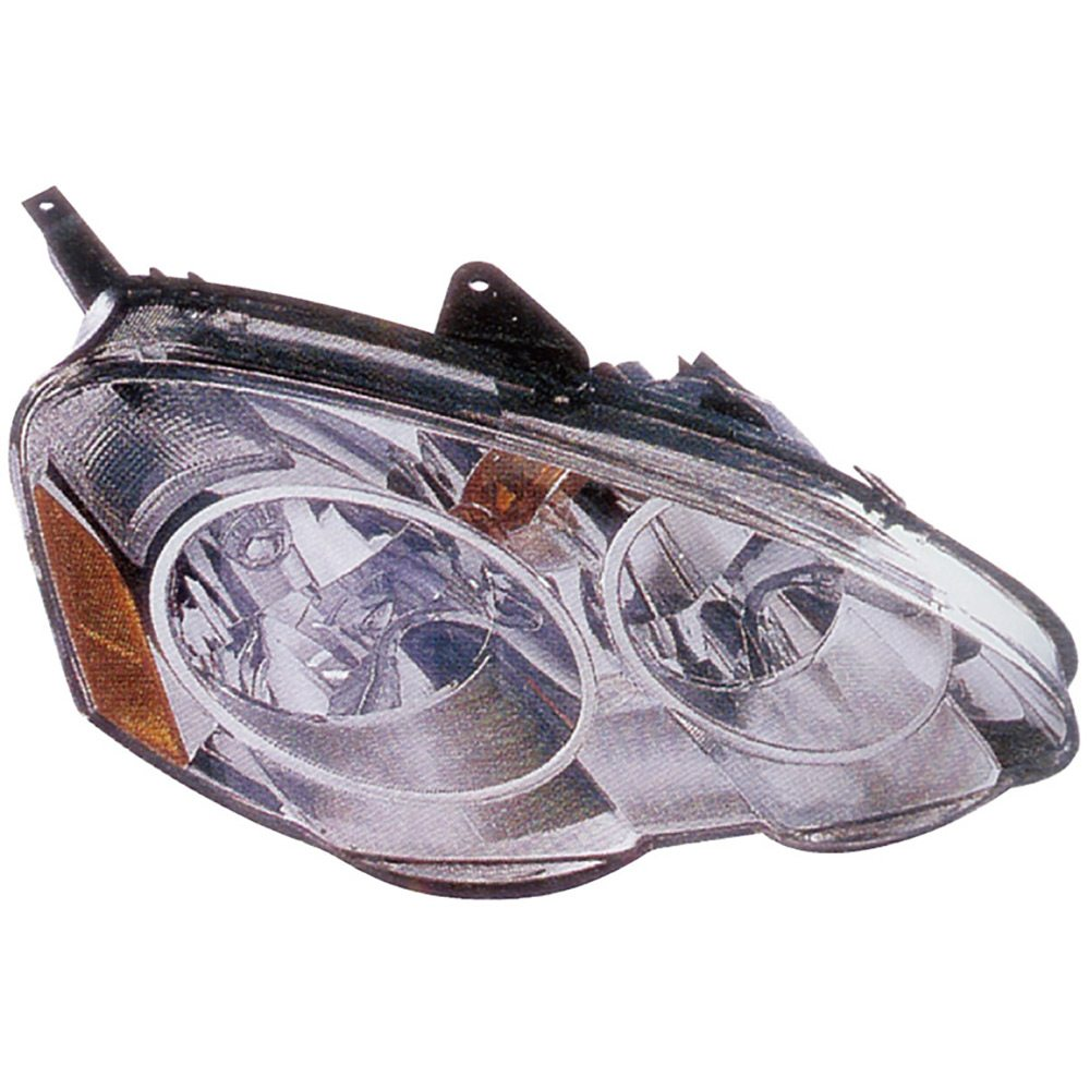 Acura RSX                            Headlight Assembly