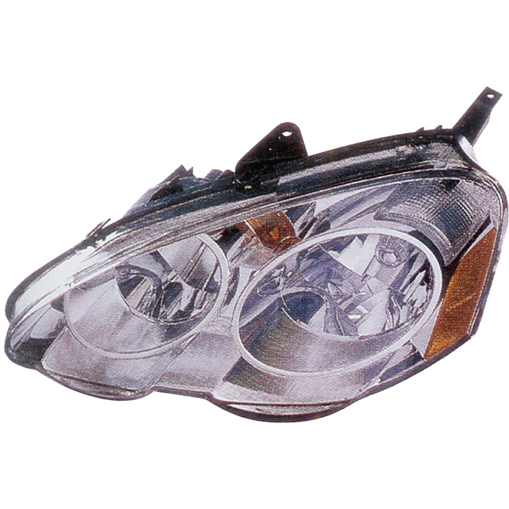 Acura RSX                            Headlight AssemblyHeadlight Assembly