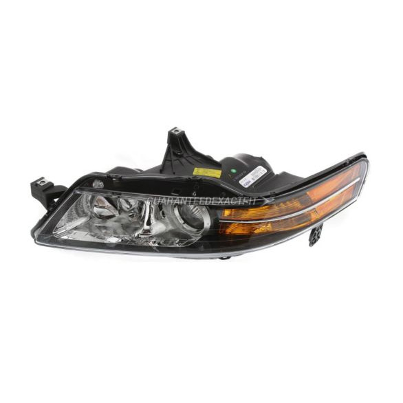Acura TL                             Headlight AssemblyHeadlight Assembly