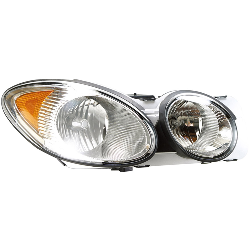 Buick LaCrosse                       Headlight Assembly