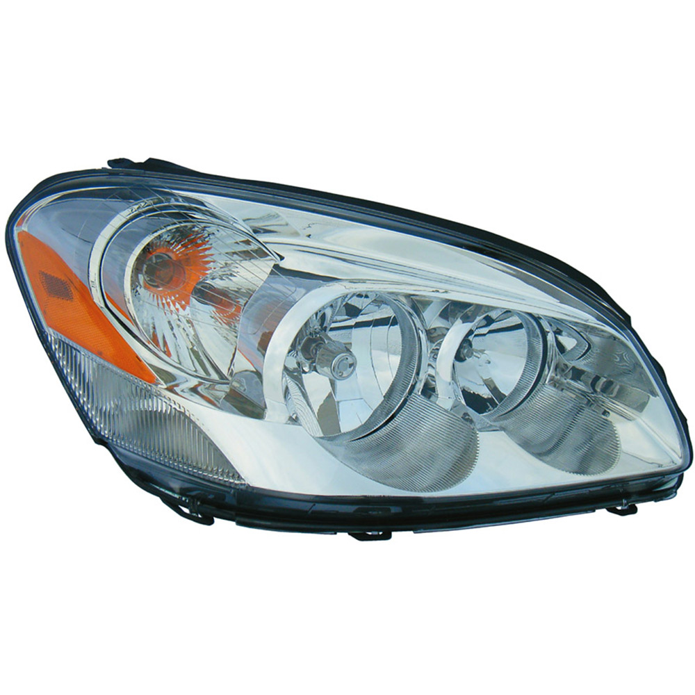 Buick Lucerne                        Headlight AssemblyHeadlight Assembly