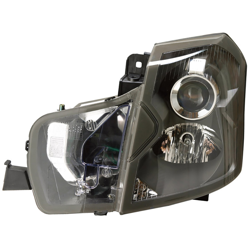 Cadillac CTS                            Headlight AssemblyHeadlight Assembly