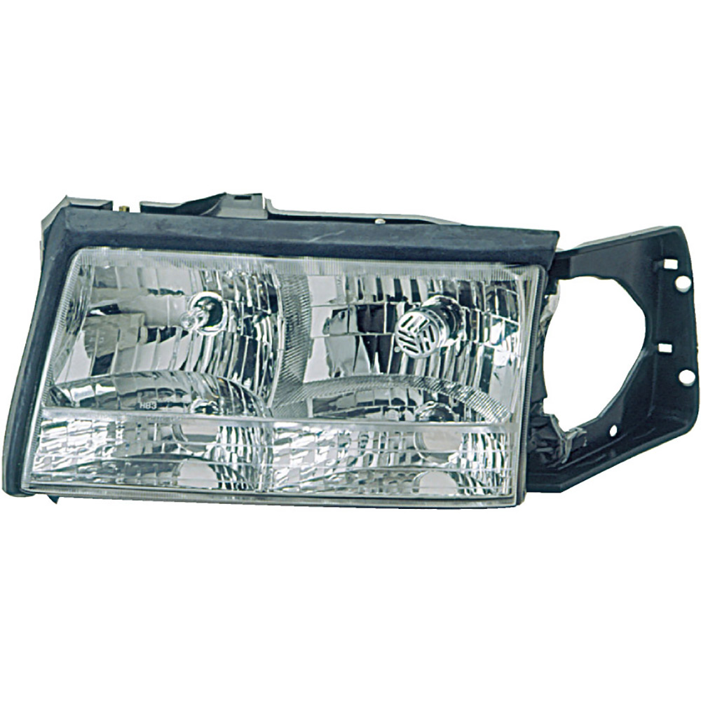 Cadillac Deville                        Headlight AssemblyHeadlight Assembly