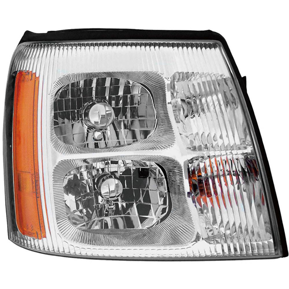 Cadillac Escalade                       Headlight AssemblyHeadlight Assembly