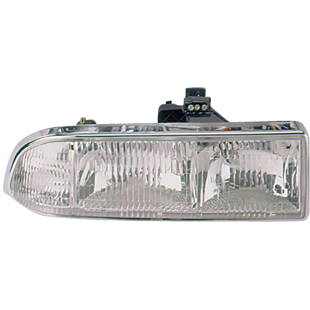 Chevrolet S10 Truck                      Headlight AssemblyHeadlight Assembly