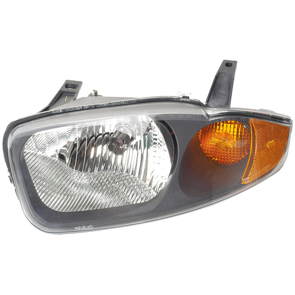Chevrolet Cavalier                       Headlight AssemblyHeadlight Assembly