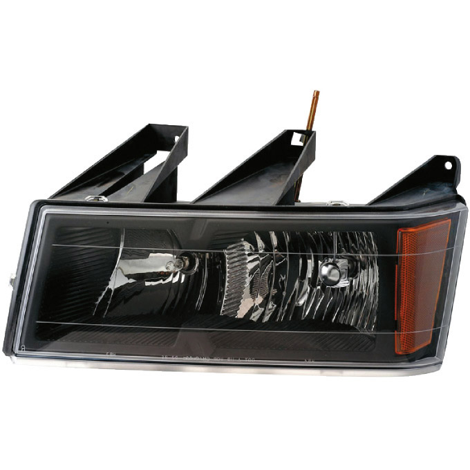 Chevrolet Colorado                       Headlight AssemblyHeadlight Assembly