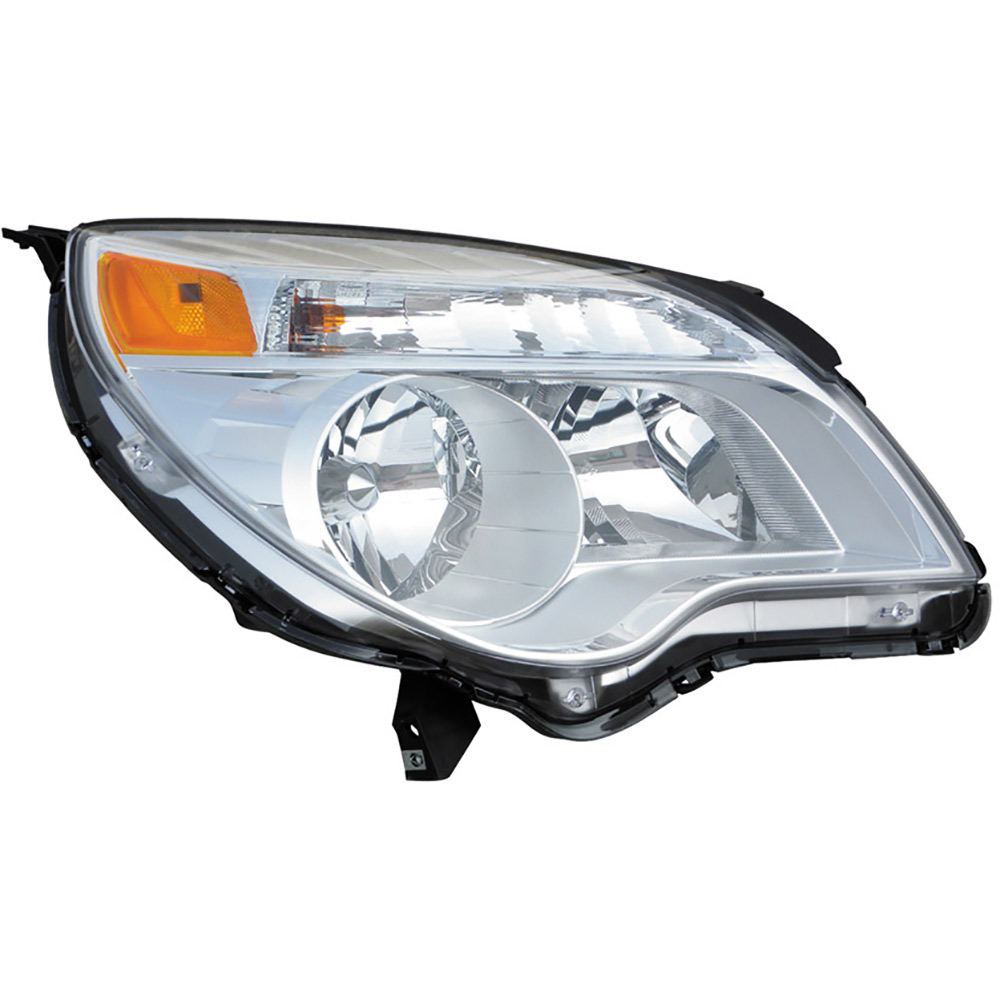 Chevrolet Equinox                        Headlight AssemblyHeadlight Assembly